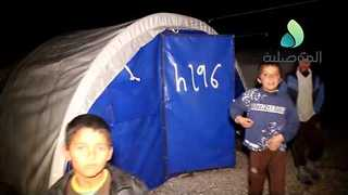 Refugee Numbers at Hassan Shami Camp Swell Amid Mosul Offensive - Video