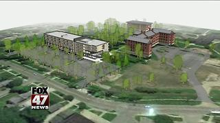 Tax credits will help build senior housing in Lansing - Video