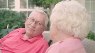 Couple at Senior Living Center Set to Marry After Whirlwind Romance - Video
