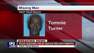 82-year-old Riviera Beach man missing