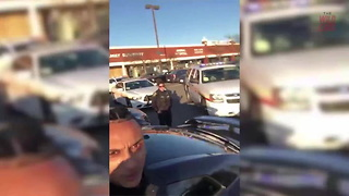 Su'a Cravens Claims Racial Profiling After Police Stop - Video