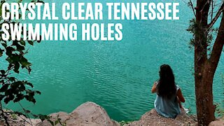 Crystal Clear Tennessee Swimming Holes To Dip Into This Summer