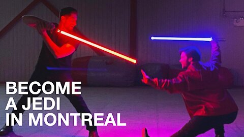 You Can Actually Become A Jedi At This Star Wars Class In Montreal