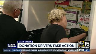 Cave Creek food bank needs your help - Video