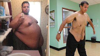 Troll To Swole: Internet Bully Loses 400lbs After Changing His Ways - Video