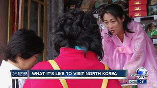 What it's like to visit North Korea - Video