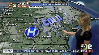 Maryland's Most Accurate Forecast - Arctic Invasion - Video