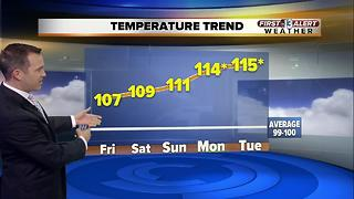 13 First Alert Weather for June 16 2017 - Video