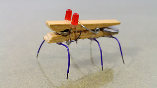 DIY Robot bug - Video