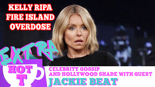"Is Logo's ""Fire Island"" O.D. Kelly Ripa's Problem?: Extra Hot T with Jackie Beat - Video"
