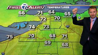 7 First Alert Forecast 07/13/17 - Video