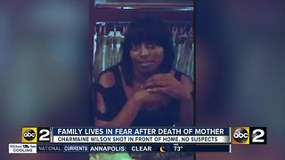 Daughter of murdered woman speaks out