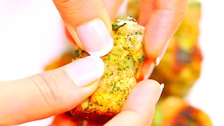 Broccoli tots are the best finger food you've never tried - Video