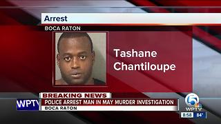 Murder suspect charged in Boca Raton homicide - Video