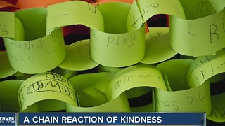 Littleton-based Rachel's Challenge spreading a chain reaction of kindness around the world - Video