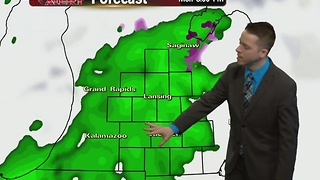 Dustin's First Alert Forecast 1-2 - Video