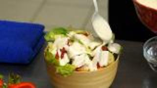 Tofu Recipes - Tofu Ranch Dressing - Video