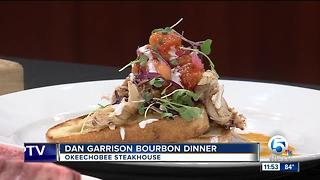 Dan Garrison Bourbon Dinner at Okeechobee Steakhouse - Video