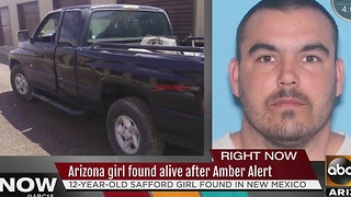 UPDATE: Girl located after AMBER Alert issued