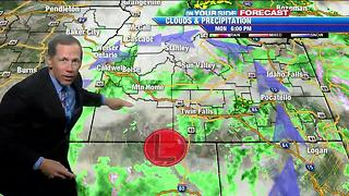 Scott Dorval's On Your Side Forecast: Monday, Jume 12, 2017 - Video