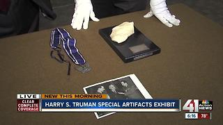 Truman Library & Museum opens up rare collection - Video