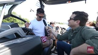 Jake Owen talks with Hunter Kelly about Freedom | Rare Country - Video