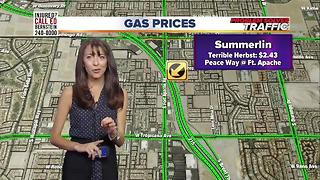 Cheapest gas prices in Las Vegas for July 17 - Video