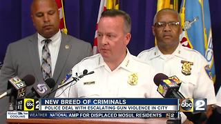 Commissioner Kevin Davis: Criminals