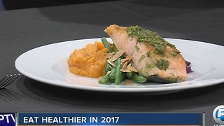 How can I eat healthier in 2017? - Video