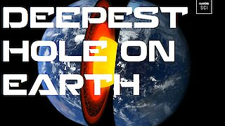 What is the deepest hole on earth?