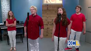 Performing arts camp gives kids a chance to shine - Video