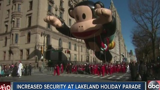 City of Lakeland gets into the holiday spirit with 36th Annual Christmas Parade - Video