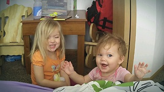 Hilarious Baby Laughing  - Video