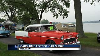 PREVIEW: Cars Time Forgot Car Show - Video