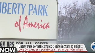 Liberty Park closing - Video