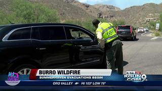 Burro Fire grows to 14,000 acres - Video