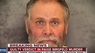 Nine years later: Paige Birgfeld's killer convicted - Video