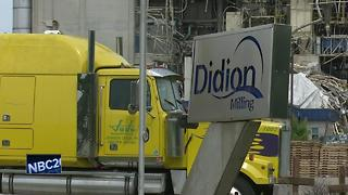 Last Didion Milling worker released from hospital after corn mill explosion - Video