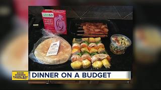 Dinner on a budget: The Fresh Market's 'Little Big Meal Deal' can feed a family of four for $25 - Video