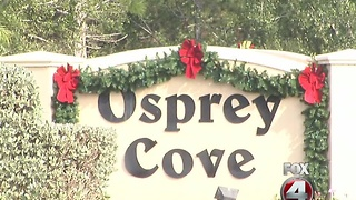 Burglars target Ospery Cove in Estero - Video