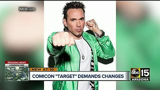 Power Ranger targeted in Phoenix attack says tragedy waiting to happen - Video