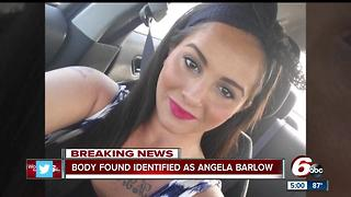Body found Tuesday is missing woman, Angie Barlow, last seen in October 2016 - Video