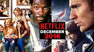 Everything Coming & Leaving Netflix In December 2016 - Video