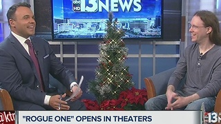 Film critic Josh Bell on Midday - Video