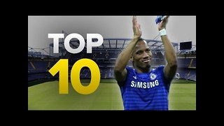 Top 10 Moments that Made... Chelsea - Video