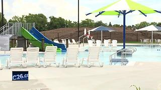 Erb Park pool set to reopen in Appleton - Video