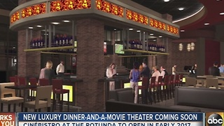 New luxury theater opening in Baltimore - Video