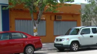 Shutters causing eyesore in business district - Video