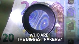 Fancy fake money? This is the place to be! - Video