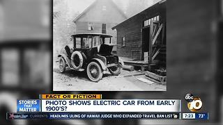 1905 electric car? - Video